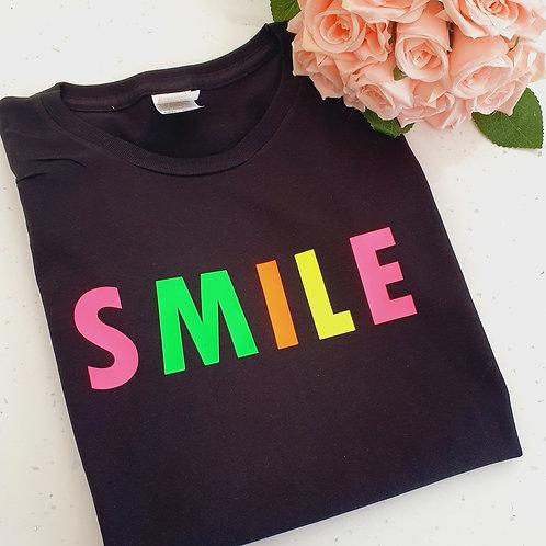 Neon Smile T-Shirt