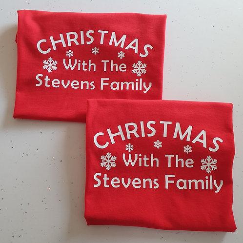 Family Christmas T-Shirts