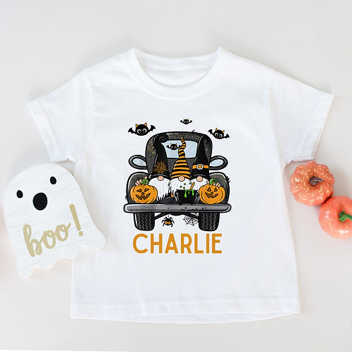 Halloween Gnome T-Shirt