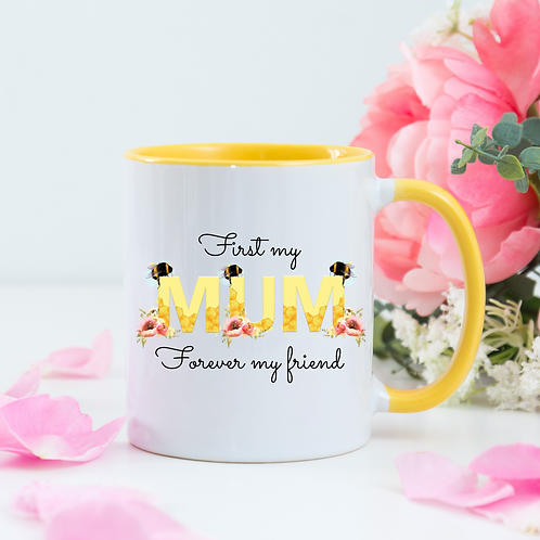 Mothers Day Bee Mug