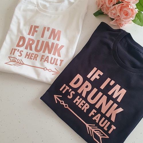 Hen Party T-Shirts UK