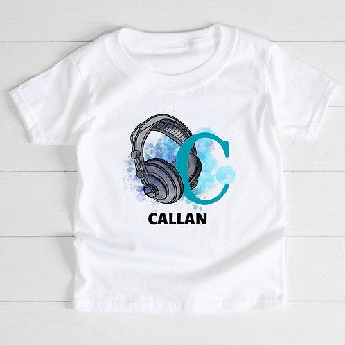 Personalised Gamer T-Shirt