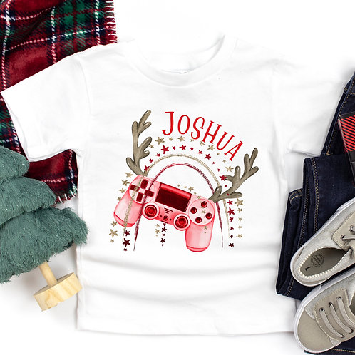 Christmas Gamer T-Shirt