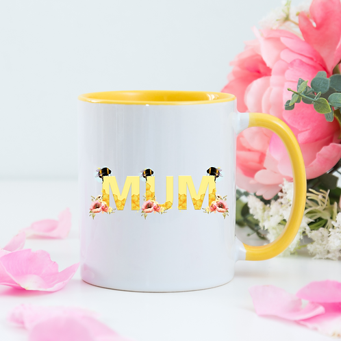 Bee Mum Mug