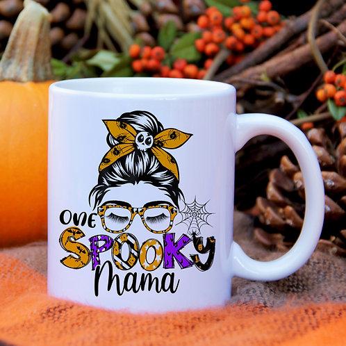 Spooky Mama Mug