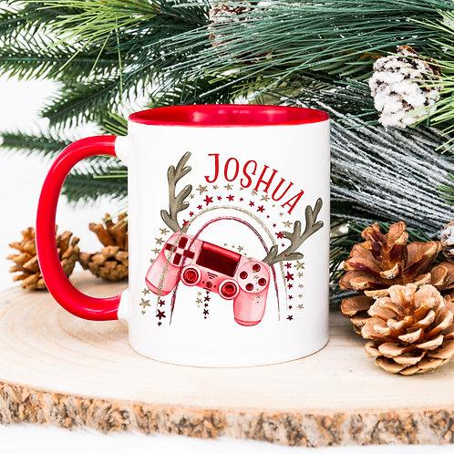 Christmas Gamer Mug