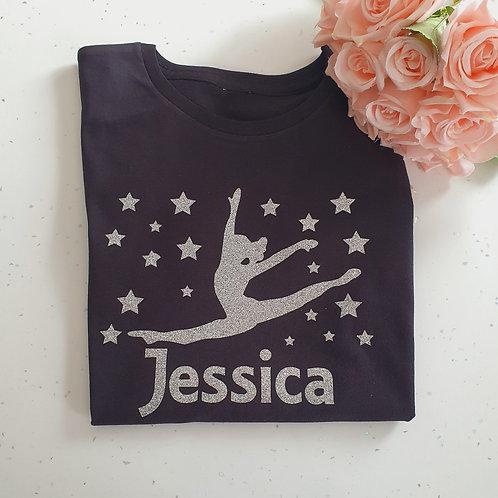Personalised Dance T-Shirt