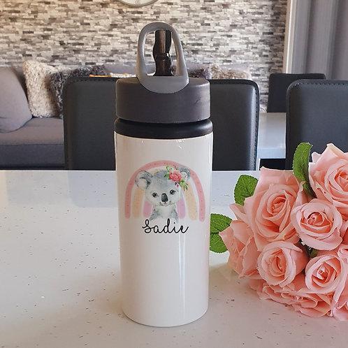 Personalised Koala Water Bottle