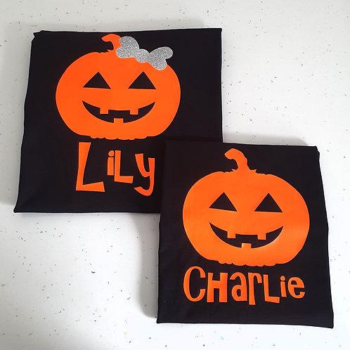 Matching Halloween T-Shirts