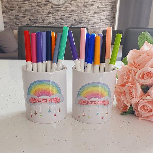 Personalised Pencil Pot