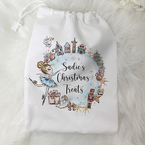 Christmas Girl Bag
