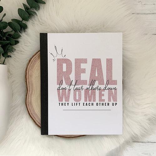 Real Women Notebook