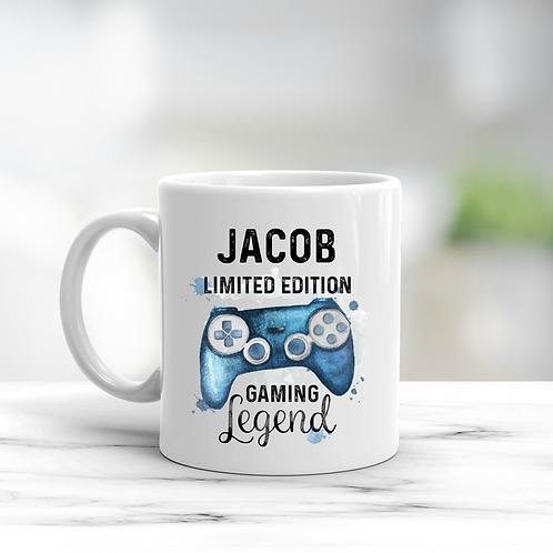 Gaming Legend Mug