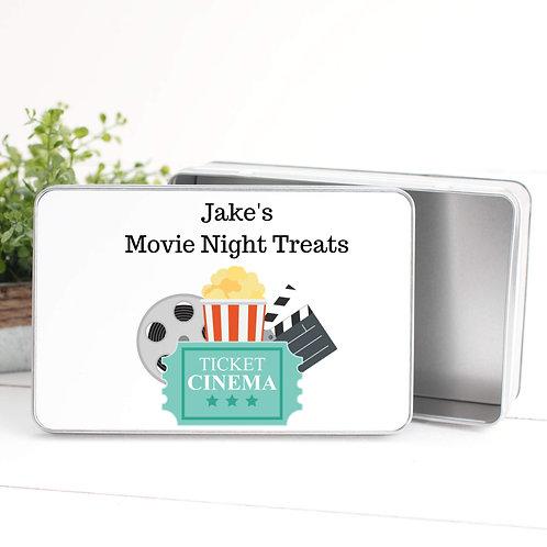 Movie Night Treats