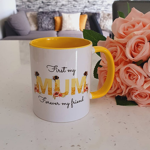 Mother's Day Bee Mug