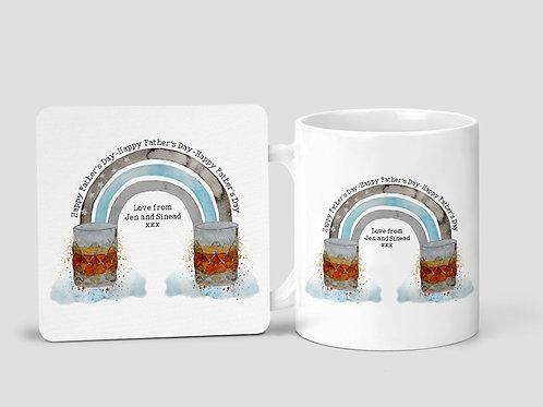 Father's Day Mug/Coaster