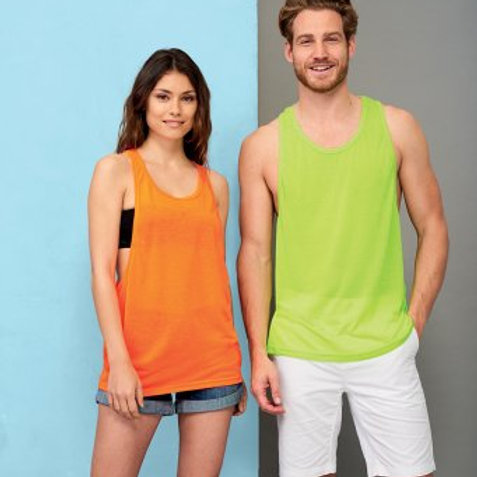 Switch To A Dropped Arm Tank Top