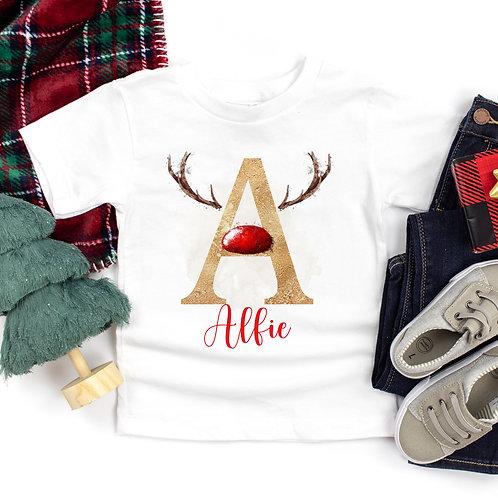 Christmas Reindeer T-Shirt