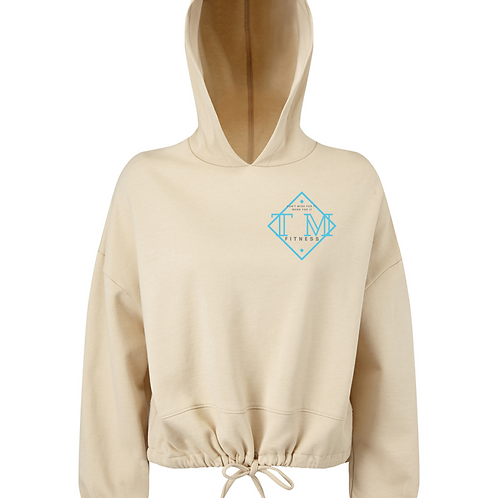 T M Fitness Oversized Hoodie