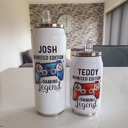 Gaming Legend Cooler Can Three Colour Options