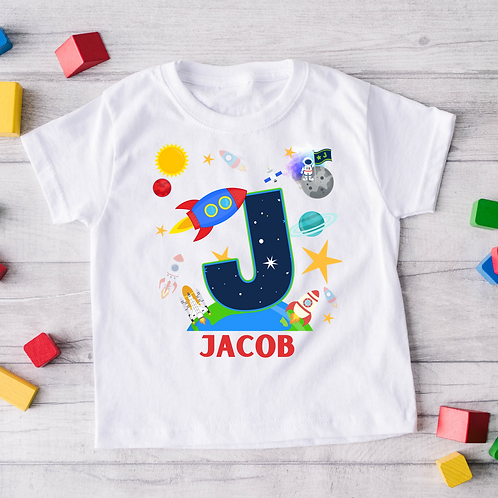 Space T-Shirt / Baby Bodysuit