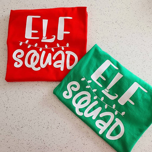 Elf Squad T-Shirts