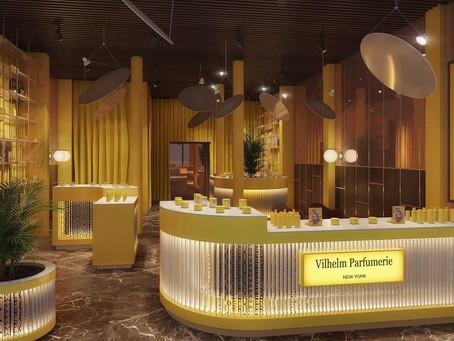 Sala de exposiciones Vilhelm Parfumerie