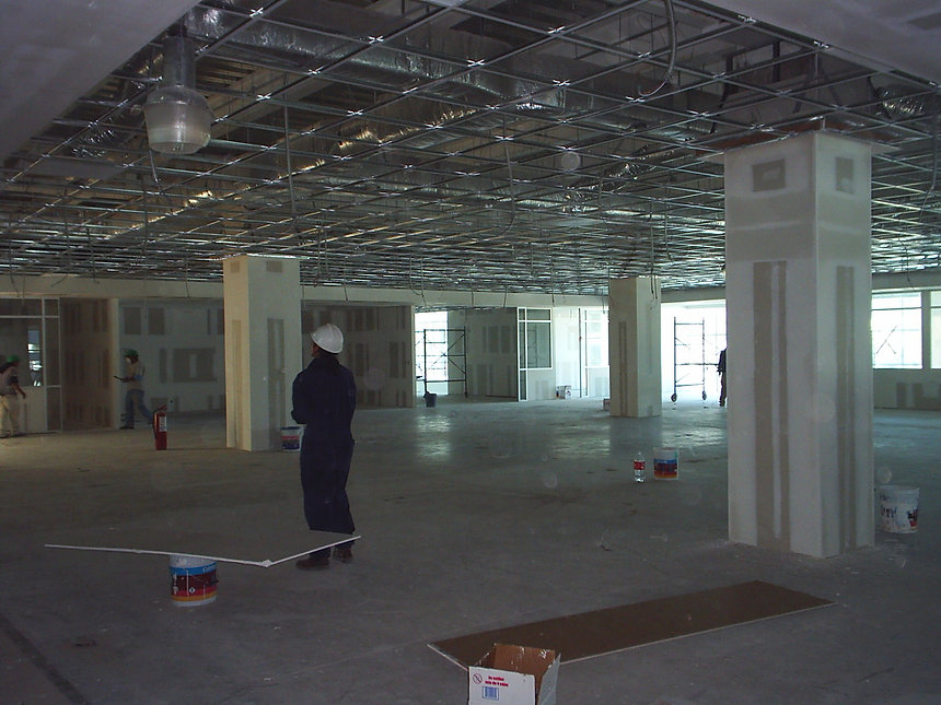 construcciones en Cancun. Ambar Consultores Arquitectos