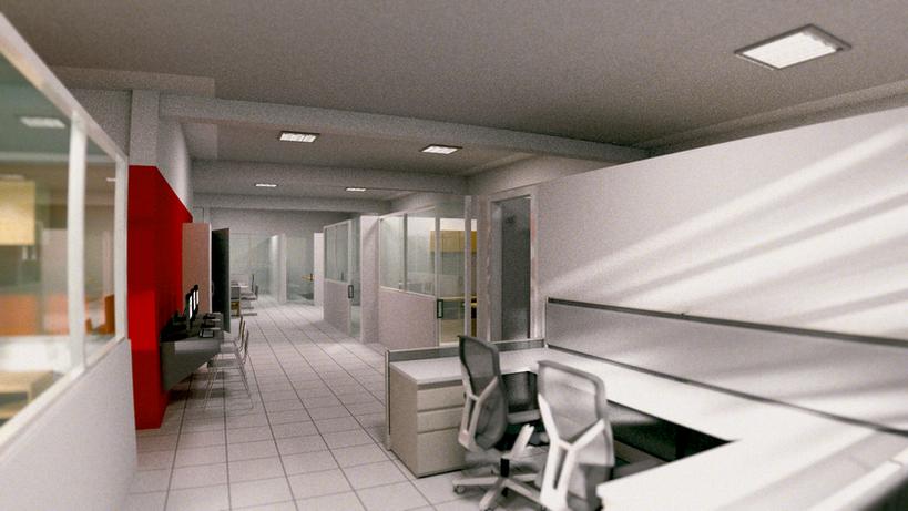 oficinas modernas económicas