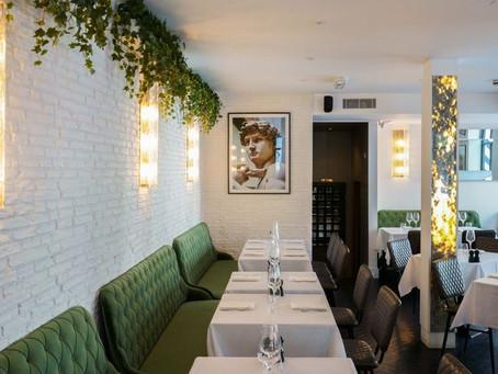 Estilo y elegancia para Restaurante Italiano