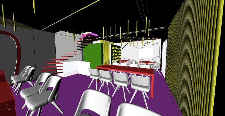 Diseño de restaurantes. Ambar Consultores Arquitectos Cancún