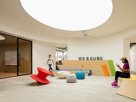 Werguru workplace en HK