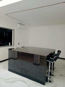 remodelación de residencia
