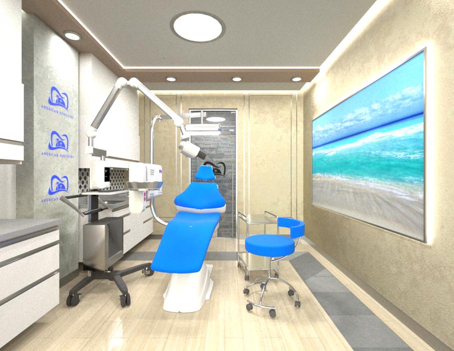 Diseño de interiores médicos. Ambar Consultores Arquitectos
