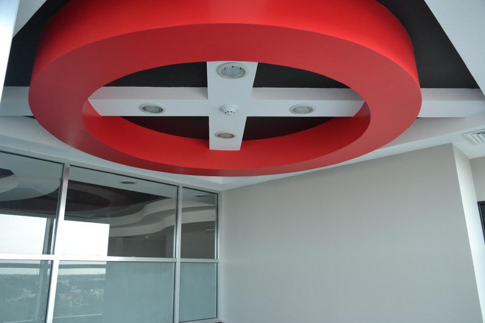 Construcción de oficinas en Cancun. Ambar Consultores arqs