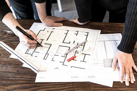 arquitectos de interiores