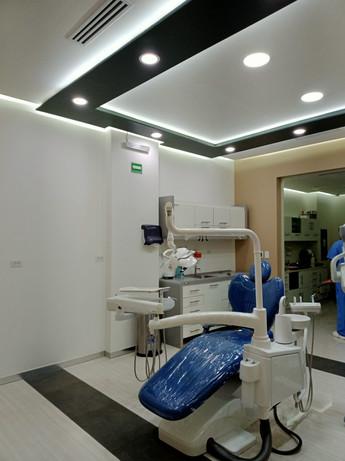 clínicas de odontología modernas