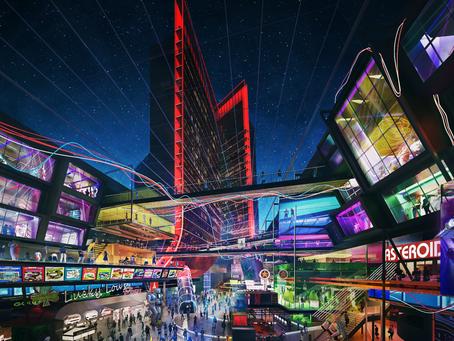Atari Hotels: Nostalgia y Futuro juntos!