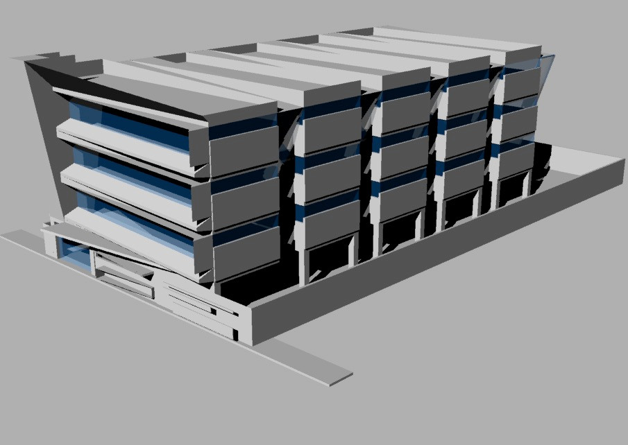Edificios de departamentos. SG Huerta Arquitectos Cancún