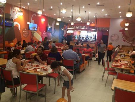 diseño y desarrollo de restaurantes
