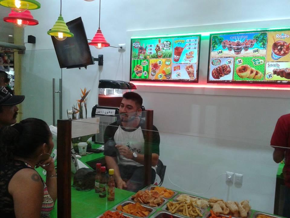 Interiores de tiendas. Ambar Consultores Arquitectos Cancún