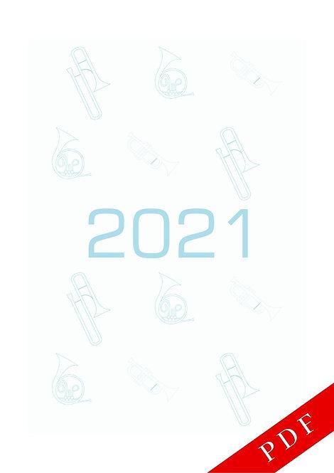 Planner ANUAL | Organizador de Rotinas de Estudo (pdf)