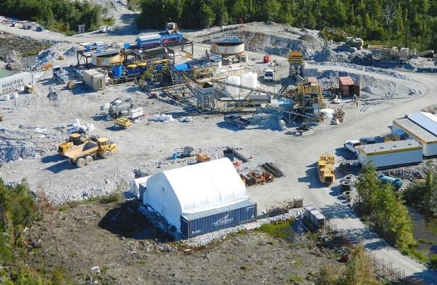 Gitxaała opposed to mining on Bank's Island