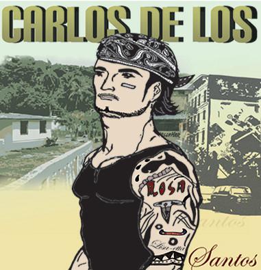 Carlos De Los Santos Novel Cover