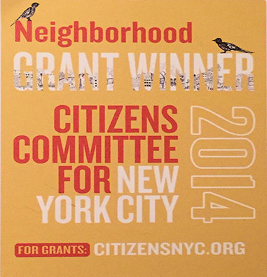Citizens Committee for New York City Billboard Sign