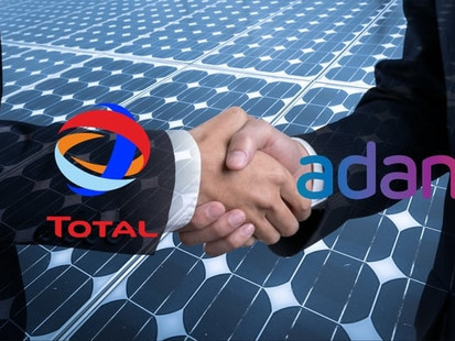 Total Expands Sustainable Energy Alliance With Adani, Takes 20% Stake in AGEL