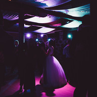 Wedding photo couple dance | Bröllopsfoto brudpar dans