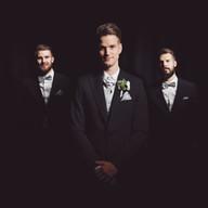 Wedding photo groom | Bröllopsfoto brudgum