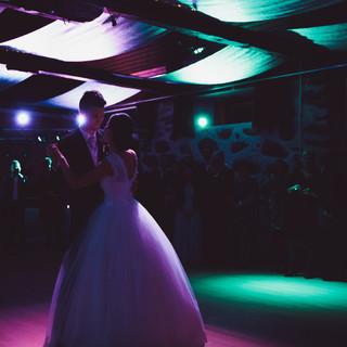 Wedding photo couple portrait dance | Bröllopsfoto brudpar porträtt dans