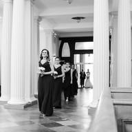 Wedding photo church bride | Bröllopsfoto kyrka brud